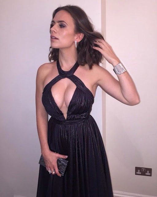 Hayley Atwell Cute Hot Photos Lucy (hayley atwell) and sixth (jim caviezel) music: hayley atwell cute hot photos