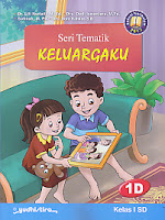 AJIBAYUSTORE  Judul Buku : Seri Tematik Keluargaku 1D      Kelas I SD