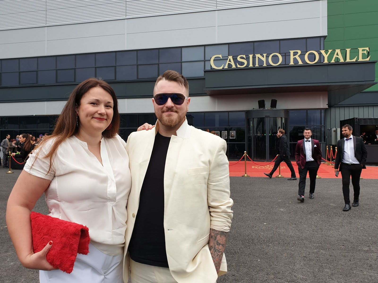at casino royale
