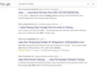 Jasa SEO di Ciledug, Jasa SEO, Jasa Menaikan Website
