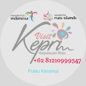081210999347, 13 Paket Wisata Pulau Anambas Kepri, 000 Pulau Keramut, Anambas