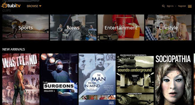 watch free tv and movie