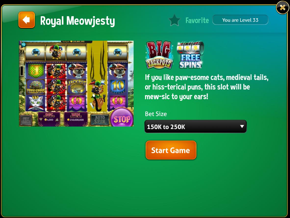 Royal Meowjesty Slots