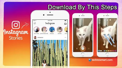 Here's Full Steps To Donwnload Instagram Videos, Photos And Stories