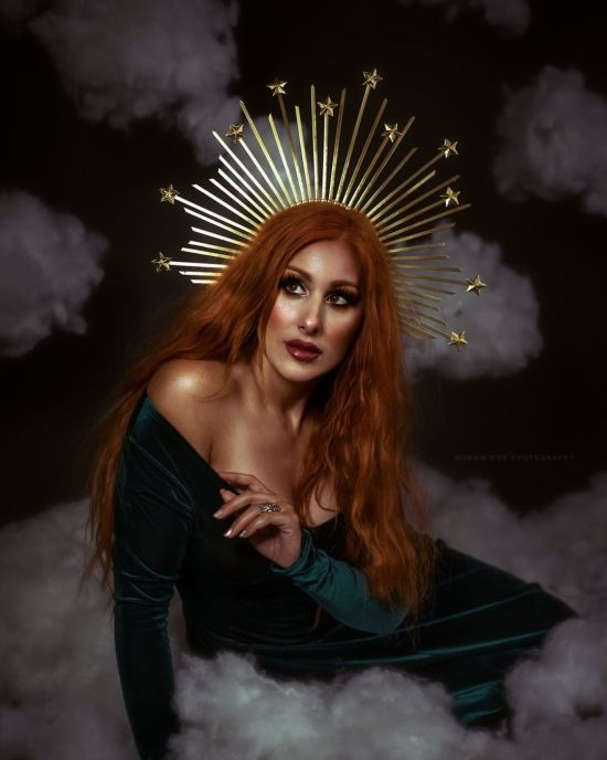 Jess Hess (Wurmwood Photography) instagram arte fotografia mulheres modelos fantasia surreal beleza fashion