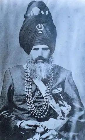 जत्थेदार बाबा चेत सिंह जी की जीवनी   Jathedar Baba Chet Singh History in Hindi