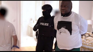 Hushpuppi arrest video by Dubai Police