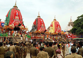 Will there be a chariot ride in Puri odisha  on Kovid Second Wave?