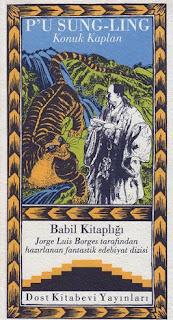 Babil Kitaplığı 01 - P'u Sung-Ling - Konuk Kaplan