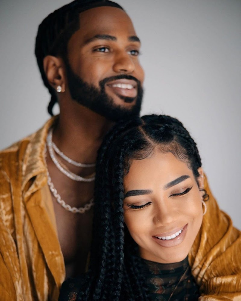 Jhené Aiko and Big Sean for Bet Hip Hop Awards 27 Oct-2020