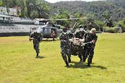 Lagi, Kontak Tembak Terjadi di Distrik Kiwirok, Satu Prajurit TNI Gugur