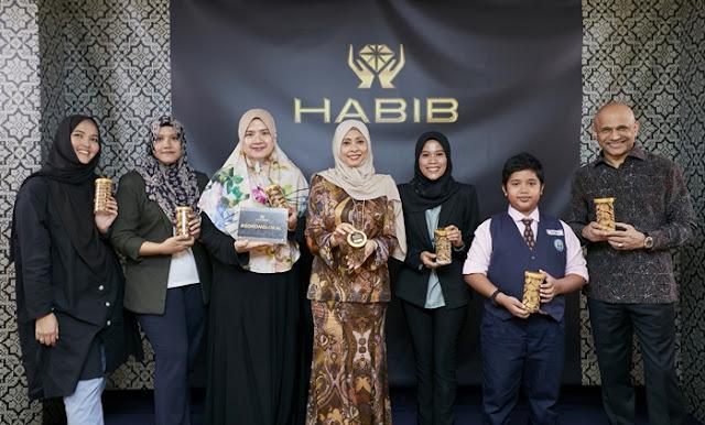 HABIB Merdeka, Miss Universe Malaysia, Habib, #SokongLokal, #HabibStandsWithYou, #KitaJagaKita, Merdeka Specials Limited Edition Gold Coin, Lifestyle