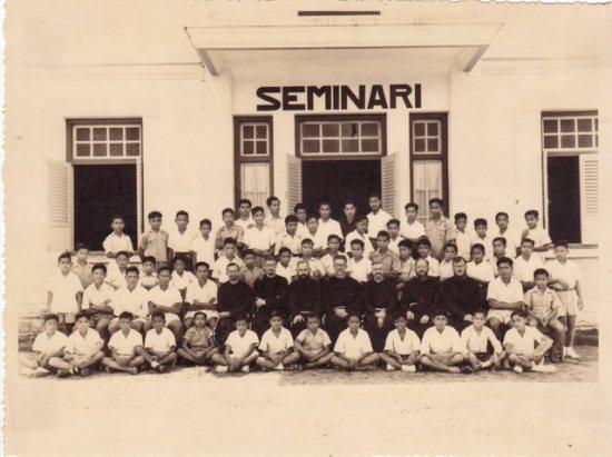 Pendidikan Seminari dan Tantangannya