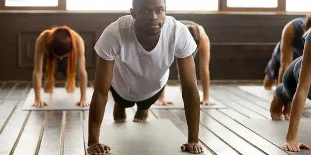 10 The Best Yoga Poses for Guys