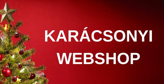 Karácsonyi Webáruház