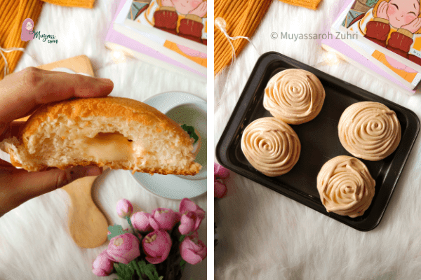 Resep Mexican Coffee buns
