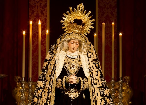 La Banda de Música de Mairena del Alcor seguirá acompañando a la Virgen de los Dolores de Carmona
