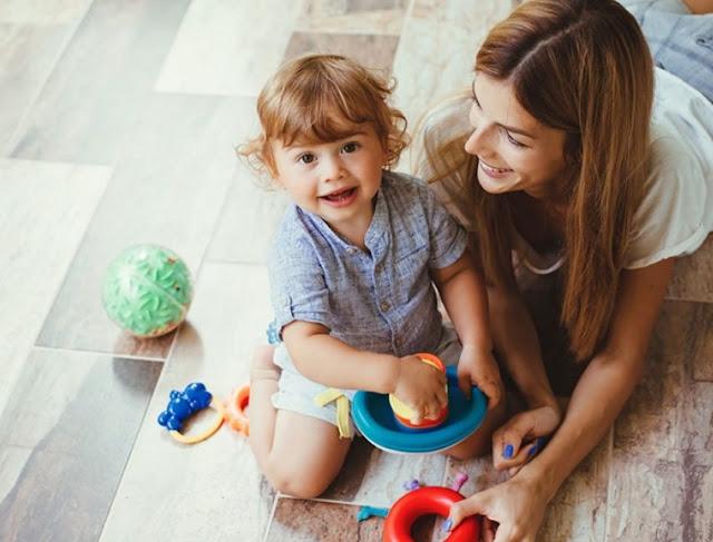 Jalin komunikasi baik dengan anak