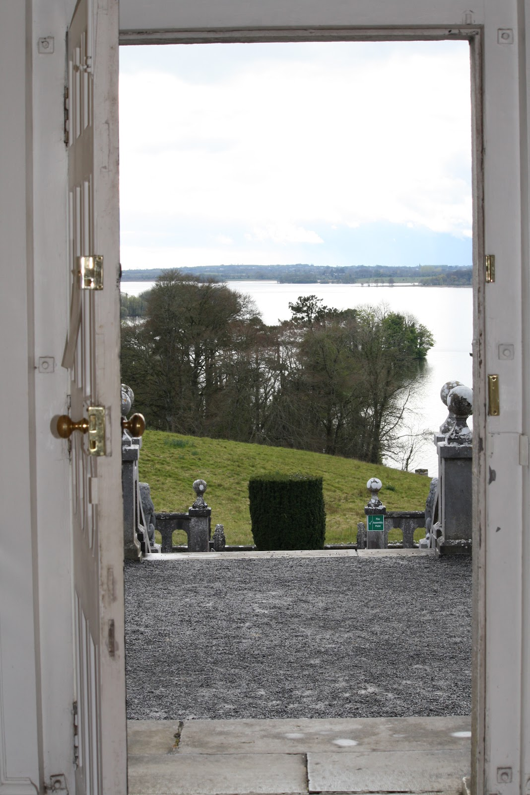 Bc High Ireland 2012 Connemara Kylemore Abbey Cong And Belvedere