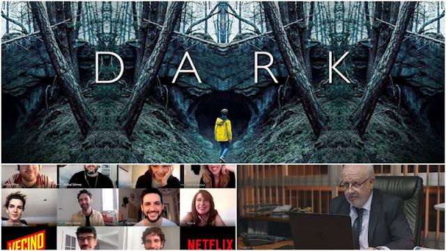 Tráiler de la tercera temporada de 'Dark', reparto de la segunda entrega de 'El Vecino' y tráiler de 'Desaparecidos: la serie'