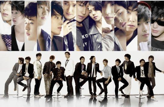 Profil Super Junior Foto SuJu Biodata SJ Terlengkap Terbaru