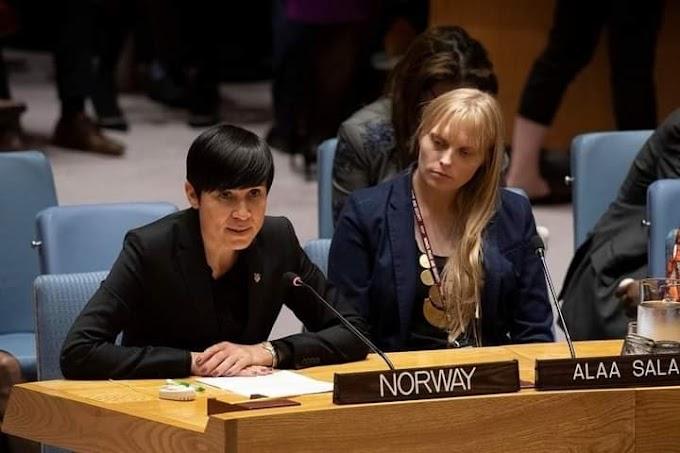 النرويج  تؤكد بأن موقفها من قضية الصحراء الغربية ثابت، وتدعو إلى منح مزيد من الصلاحيات لبعثة المينورسو.