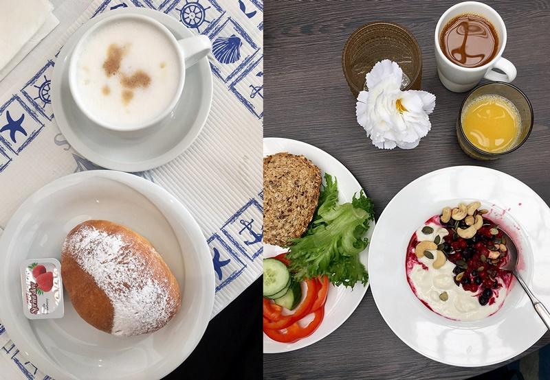 la dolce vita blogi aamiainen
