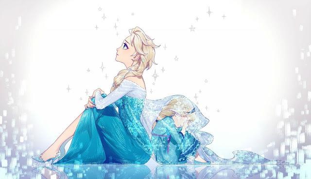 Setelah dirilisnya film Fantasi frozen pertama pada tanggal  30+ Gambar Frozen Elsa & Anna