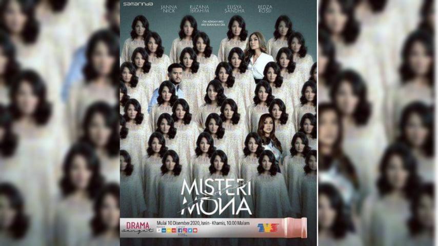 Drama Misteri Mona slot samarinda TV3