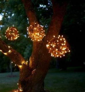 8 Ιδέες βοηθητικού Φωτισμού για Κήπο-Μπαλκόνι