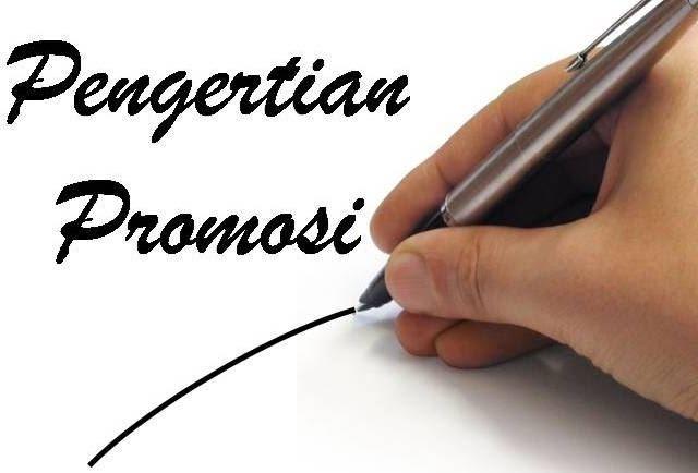 Pengertian Promosi, Bauran Promosi