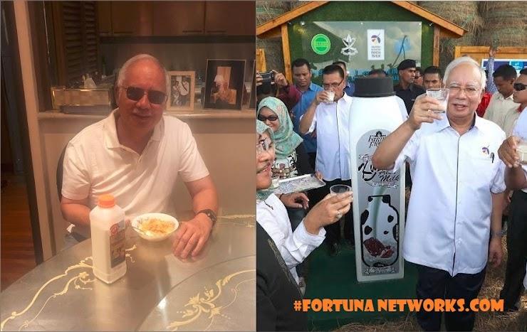 """Susu jenama """"Farm Fresh"""" sebelum PRU14 adalah milik 100% Malaysia"""