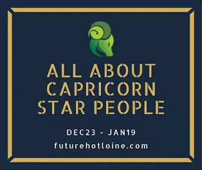 Capricorn star