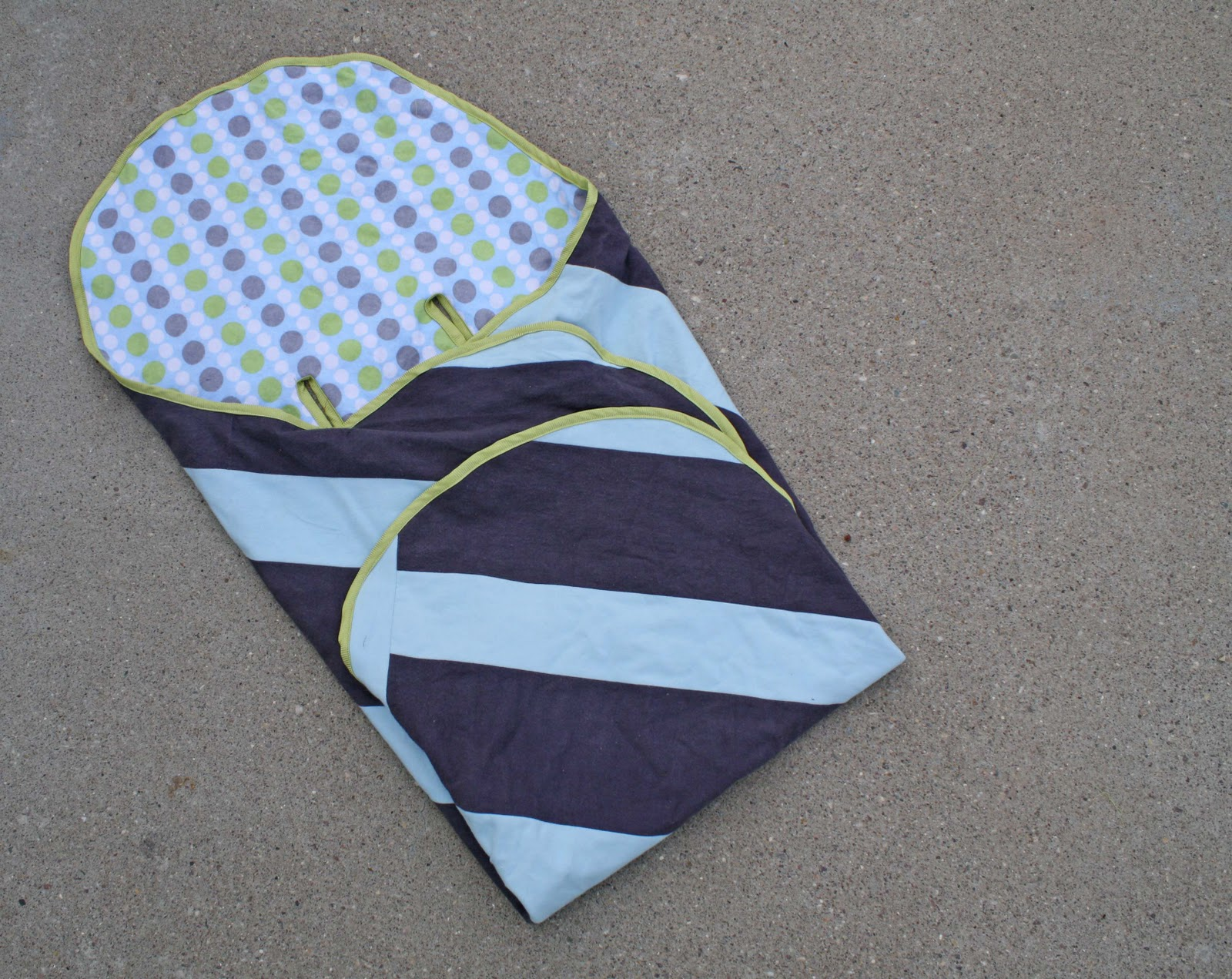 Running With Scissors: Gifts: Boys Car Seat Blanket And