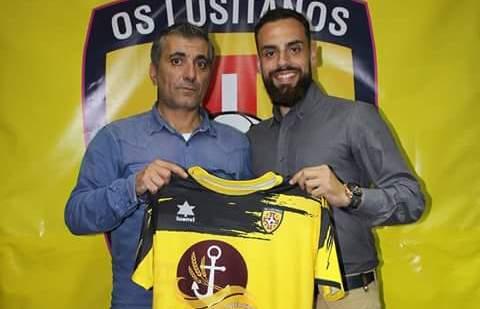 1ª Divisão: Bruno Pereira reforça o meio campo
