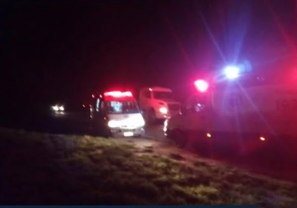 Cinco pessoas da mesma família morrem em acidente na BR-020; duas crianças estão entre vítimas