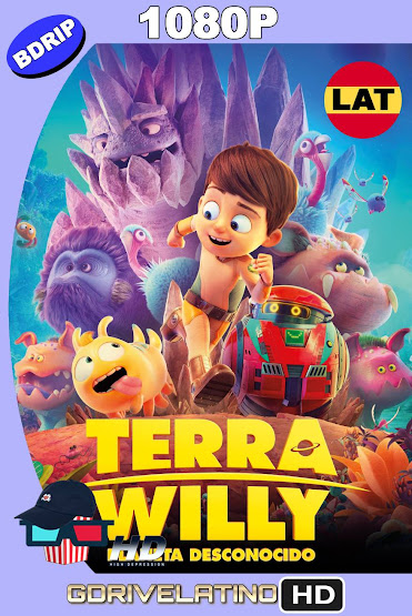 Terra Willy: Planeta Desconocido (2019) BDRip 1080p Latino-Ingles MKV