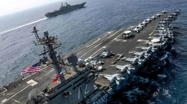 Kanehan Kembali Terjadi, Tentara Amerika Mendadak Hilang di Laut Arab