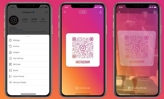 Instagram Launches QR codes Worldwide