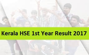 Kerala HSE 1st Year Result