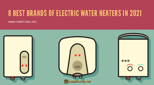 8 Best Brands Of Electric Water Heaters In 2021