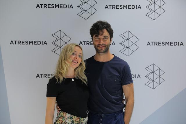 Javier Rey y Ángela Cremonte en 'Mentiras'