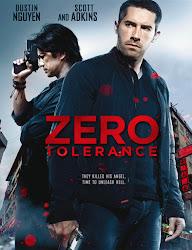 pelicula Zero Tolerance (Tolerancia cero) (2015)