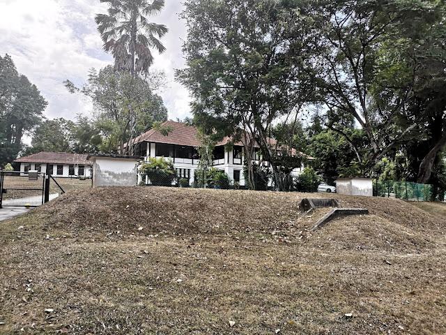 Sembawang old bunker