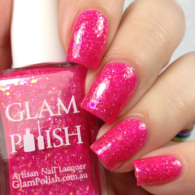 Glam Polish-Lots-o'-Huggin' Bear