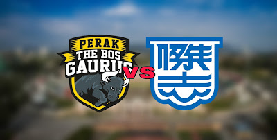 Live Streaming Perak vs Kitchee SC Kelayakan AFC Champions League 12.2.2019