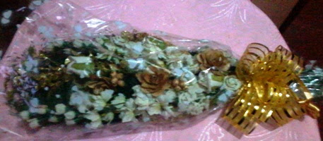DRY FLOWER MATERIAL BOUQUETS