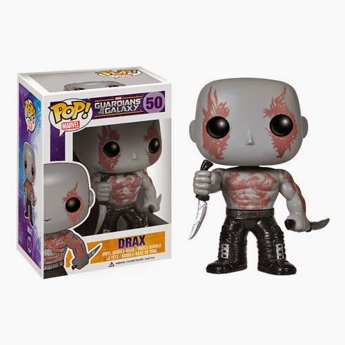 Drax Pop! Vinyl Figure