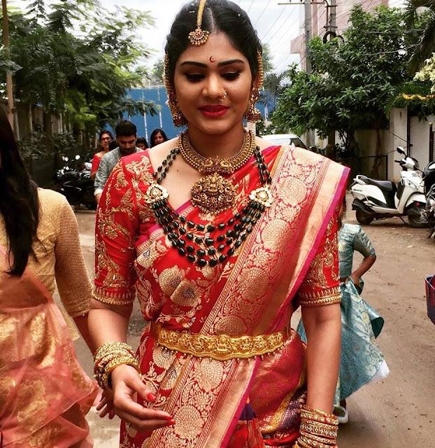 Shravya Gutta Nakshi Jewellery