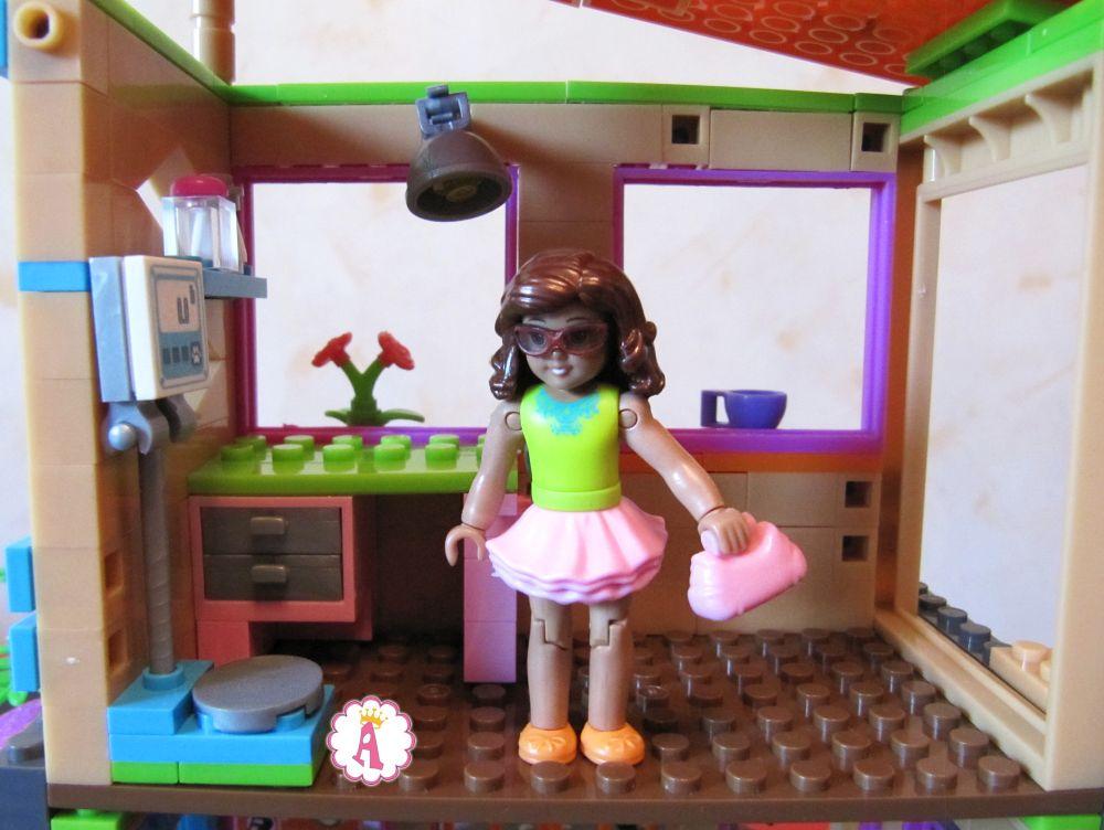 Ветеринарная больница конструктор для девочек Mega Construx American Girl